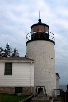 Bass Harbor Head Light, Maine