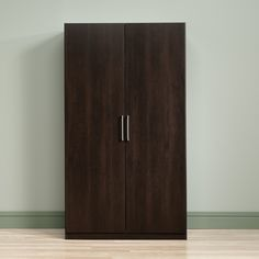 Sauder Beginnings Storage Cabinet - Cinnamon Cherry