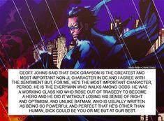 I Am Batman, Batman Robin, Batman Stuff, Nightwing, Batgirl, Richard Grayson, Superhero Facts, Dc Memes, Batman Family