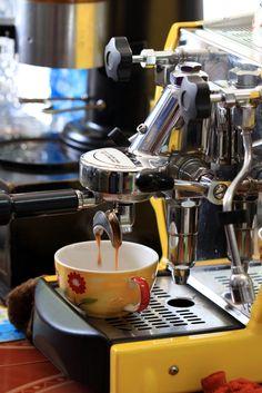 The machine Tumblr, Espresso Machine, Kitchen Appliances, Tea, Coffee Love, Coffee Maker, High Tea, Home Appliances, Coffee Percolator