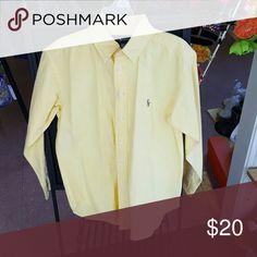 Ralph Lauren button down shirt Button down shirt Ralph Lauren Shirts & Tops Button Down Shirts