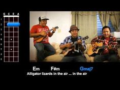 """Ventura Highway"" (America) Ukulele Play-Along! - YouTube"