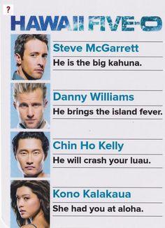 #HawaiiFive0