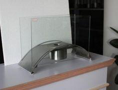 Bio-ethanol tafelhaard model Chandler RVS - 8718375590669 - Avantius