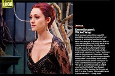 emmy in the beautiful creatures movie as ridley :)