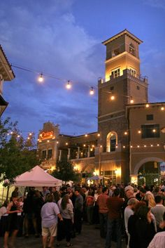 Lake Las Vegas Village event - Henderson, NV