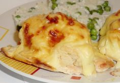 Dubarry csirkemell ahogy Zsuzsi készíti My Recipes, Cake Recipes, Favorite Recipes, Hungarian Recipes, Naan, Poultry, Mashed Potatoes, Macaroni And Cheese, Food And Drink