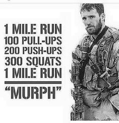Happy Memorial Day weekend everyone! Who is doing Murph today? http://wodnationgear.com/