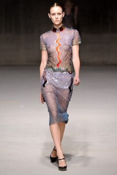 Christopher Kane - Fall 2011 Ready-to-Wear