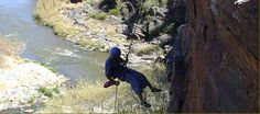 GO Vertical - Kloofing in the Magaliesburg