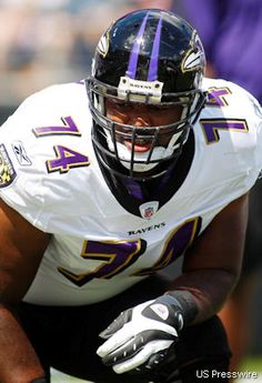 """Michael Oher - An amazing story, loved the movie about his life """"The Blind Side"""""""