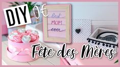 DIY FÊTE DES MÈRES 0€ (Spéciale Confinement !) Laura Rose, Diy Cadeau, Mom, Youtube, Parents, Alice, Harry Potter, Mother's Day Diy, Diy School Supplies