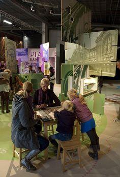 tentoonstelling voor kinderen