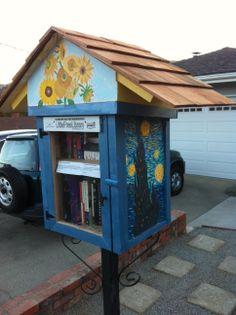 Van Gogh Library- Pinole, CA.