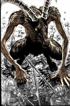 Berserk by Allanravel