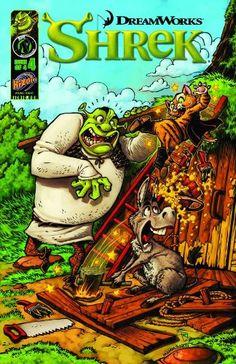 Shrek #4 @ niftywarehouse.com #NiftyWarehouse #Geek #Fun #Entertainment #Products