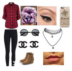 """""""Sem título #25"""" by jeniffer-albuquequevs ❤ liked on Polyvore"""