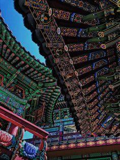 Daegaksa Temple Near Jongmyo Shrine In Seoul Buddhist Teachings, Buddhist Temple, Buddhism, Jeju City, Legendary Pictures, Korean Peninsula, Uses For Coffee Grounds, Jeju Island, Traffic Light