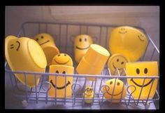 by *SonikaE on deviantART Have A Happy Day, Are You Happy, Funny Emoji Faces, Smiley Faces, Best Boyfriend Ever, Sky Images, Colorful Clouds, Emoji Images, Keep Smiling