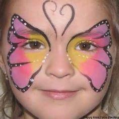 simple kids face paint designs - Bing Images