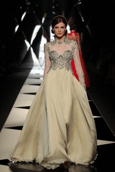 Mireille Dagher Haute Couture Fall/Winter 2014 Collection