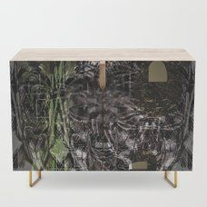 Crystal gapped authority Credenza by remlor Buy Crystals, Office Cabinets, Modern Artists, Postmodernism, Walnut Finish, Psychedelic Art, Trippy, Mid-century Modern, Mid Century