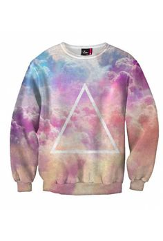 """$59 If you love intriguing and getting attention, the """"Triple Vogue"""" is definitely for you. It features a lot of warm colors and an enigmatic triangle in the center, a symbol of great mysterious power. Choose the """"Triple Vogue"""" and charge your wardrobe with the power of a charm."""