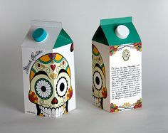 PACKAGING | UQAM: Mama Quilla | Camille Forget