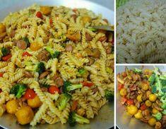 Buat Cucur Sedap Guna Lebihan Roti. Rangup & Sangat Mudah. - RASA Rasa Malaysia, Pasta Salad, Donuts, Cooking Recipes, Simple, Ethnic Recipes, Food, Crab Pasta Salad, Meal