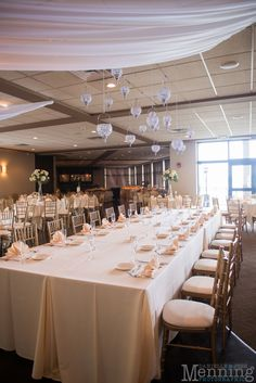 100 best Weddings at The Lake Club images on Pinterest   Columbus     Beautiful gold wedding reception decor at The Lake Club of Ohio  Photograph  by Menning Photographic