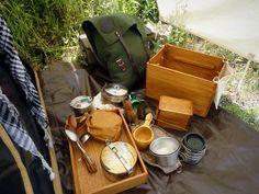 Camping Stuff, Wanigan, Duluth Pack