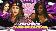 Nikki Bella w/ Brie Bella vs Naomi