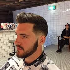 Image result for mens haircuts pompadour fade
