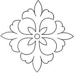 Embroidery Patterns: Crosses ... might look cool stenciled on my cabinets ...
