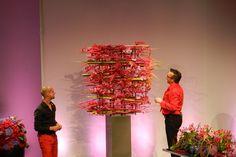 floral screen David Ragg & David Denyer