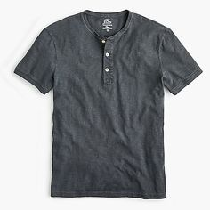Shop J.Crew for the Tall garment-dyed slub cotton short-sleeve henley. Find the best selection of Men Shirts & Tops available in-stores and online. Polo Tees, Polo Shirt, Henley Top, Cotton Shorts, Mens Tees, Cashmere Sweaters, Mens Suits, Fashion Online, Men Sweater
