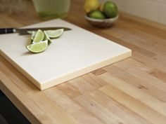 Remodeling a Home to Sell   House Counselor Ikea Numerar butcher block countertop for an affordable update