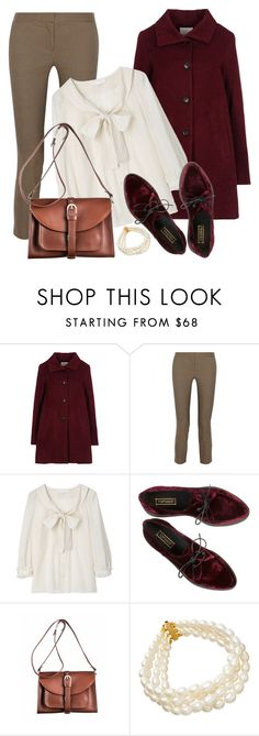 """""""pearl"""" by needlework ❤ liked on Polyvore featuring Opening Ceremony, The Row and Proenza Schouler"""