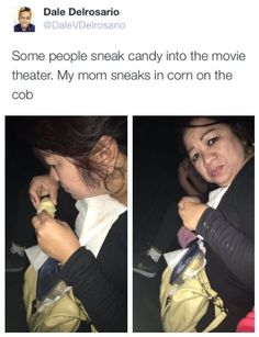 """""""Is this corn hand-shucked?"""""""