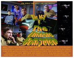 Hey Kids, I've always loved old movie posters with their exciting premises and bold art, and a few years ago I started to imagine how Star Trek would be portrayed if it was an old fashioned w…