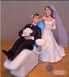 Dentist wedding! Follow Phan Dental Today! https://www.facebook.com/phandentalyeg https://twitter.com/PhanDental