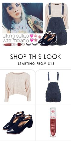 """""""✿Taking Selfies with Melanie Martinez✿"""" by cheryl11132 ❤ liked on Polyvore featuring Jeffree Star, Topshop, melaniemartinez and cherylsmelaniemartinezcollection"""
