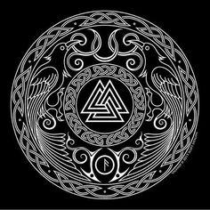 Résultats de recherche d'images pour « traditional norse tattoo »