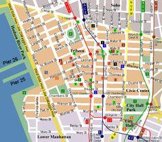 165 Best NYC Lower NoLita Little Italy Chinatown East Village