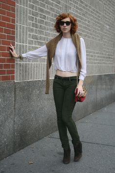 Claire from De Lune wearing Ash boots