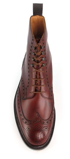Crockett and Jones Skye