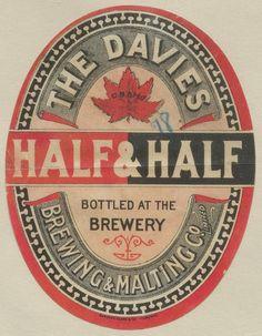 Half & Half by Thomas Fisher Rare Book Library, via Flickr