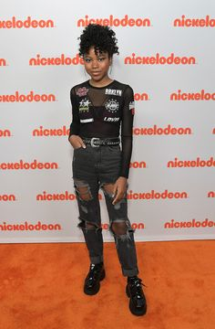 Riele Downs Photos Photos - Nickelodeon's Holiday Party With Casts Of 'Cousins For Life' And 'Henry Danger' - Zimbio Henry Danger Nickelodeon, Nickelodeon Girls, Nickelodeon Shows, Jason Norman, Henry Danger Jace Norman, Jace Norman Snapchat, Cameron Boyce Descendants, Ella Anderson, Becoming An Actress