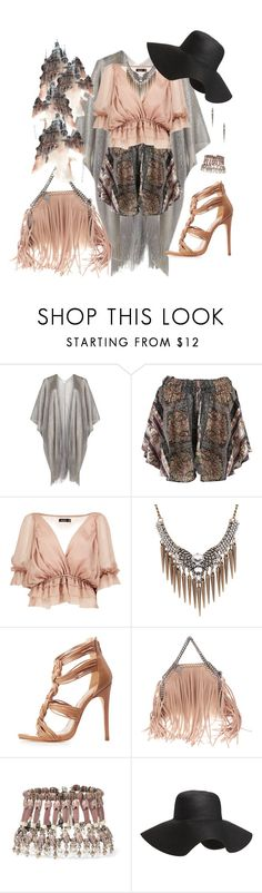 """""""Untitled #209"""" by traceyenorton ❤ liked on Polyvore featuring Voulez Vous, Boohoo, Charlotte Russe, STELLA McCARTNEY, Etro, Old Navy and Jennifer Miller"""