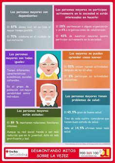 Desmontando mitos sobre la vejez